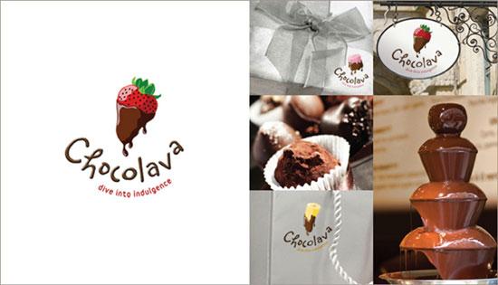 55个国外餐厅logo设计欣赏
