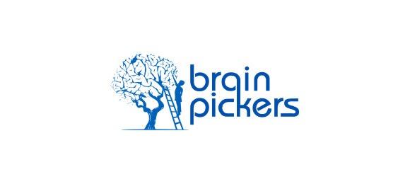 标志设计元素运用实例:大脑(二)