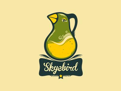 标志设计元素运用实例:鸟(三)
