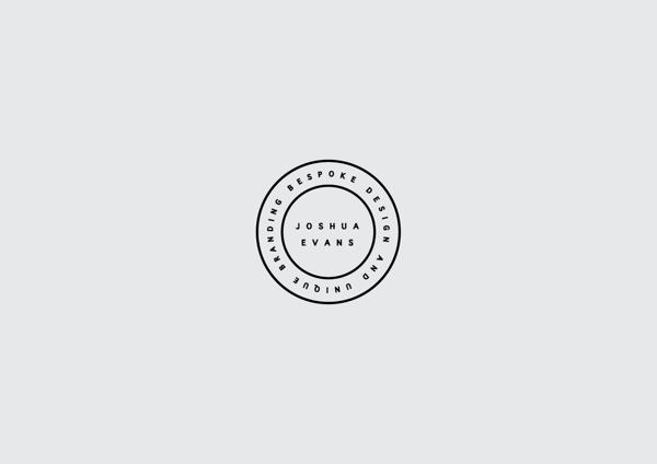 Joshua Evans标志设计欣赏