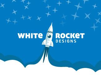 标志设计元素运用实例:火箭(二)