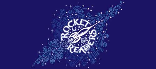 标志设计元素运用实例:火箭