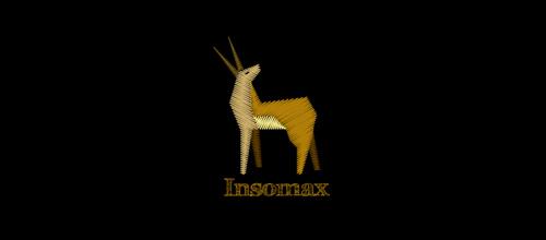 标志设计元素运用实例:鹿