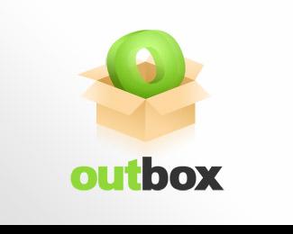 标志设计元素运用实例:盒子