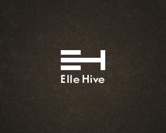 """字母""""E""""的标志设计欣赏"""