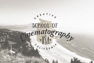 国外影视学校logo设计欣赏