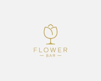 标志设计元素运用实例:花(四)