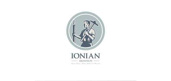 102款国外建筑相关logo设计欣赏