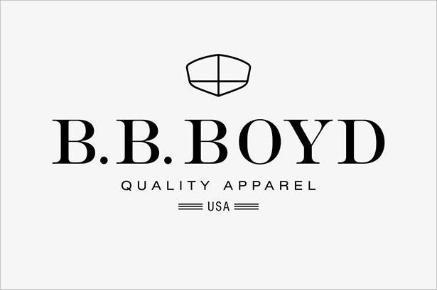 36款国外创意字体logo设计