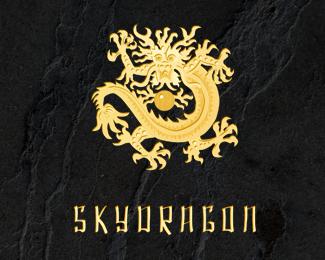 标志设计元素运用实例:龙(三)