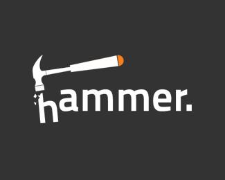 标志设计元素运用实例:锤子(榔头)(二)