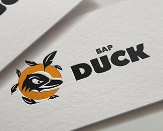 标志设计元素运用实例:鸭子和鹅