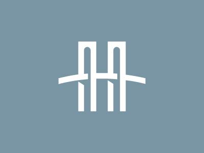标志设计元素应用实例:桥