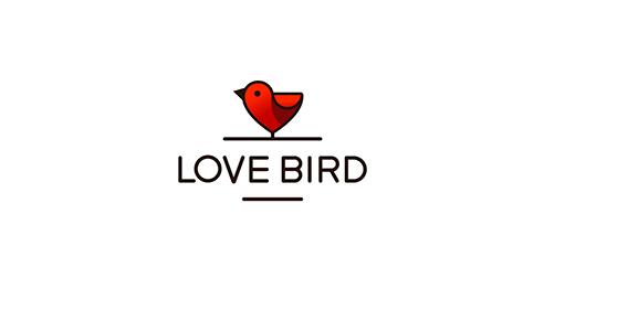 标志设计元素运用实例:鸟(六)