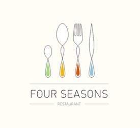 30款国外餐厅标志设计