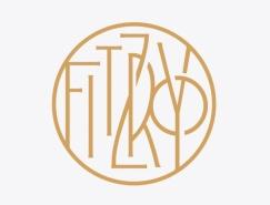 The Fitzroy品牌形象设计