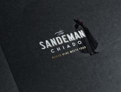 The Sandeman Chiado餐厅品牌形象设计