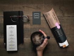 MUST咖啡馆品牌和包装设计