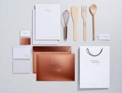 餐饮品牌Jackson Gilmour视觉形象设计欣赏