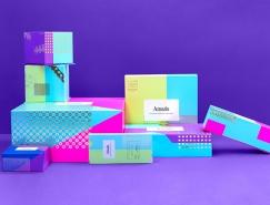 Amado传统烘焙和墨西哥糖果品牌设计欣赏