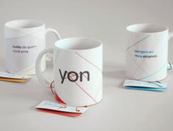 品牌VI设计欣赏:Yon自行车灯