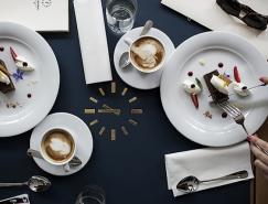 布达佩斯Terminal餐厅酒吧视觉形象设计