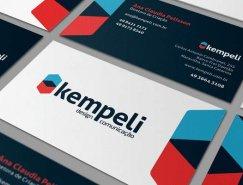 巴西设计机构Kempeli品牌形象设计