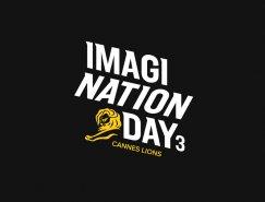 戛纳创意节创想日(Cannes Lions Imagination Day)视觉形象设计