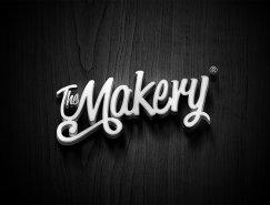 品牌设计欣赏:The Makery