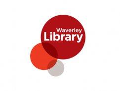 waverley图书馆指示系统和环境图形设计