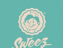 巴西Sweez甜品店品牌设计欣赏