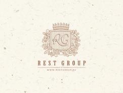品牌设计欣赏:Rest Group