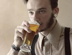 品牌设计欣赏:Untapped啤酒