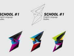 跳跃的色彩: Alex Mikhaylov品牌设计欣赏