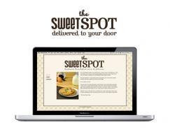 糕点店The Sweet Spot品牌VI设计