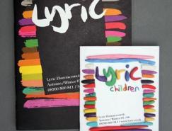 伦敦LYRIC剧院品牌VI设计