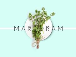 Marjoram餐厅品牌形象设计