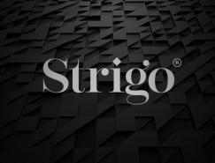 Strigo服装品牌形象设计