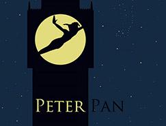 迪士尼电影海报的扁平化设计