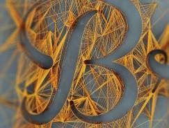 Dan Hoopert字体设计欣赏