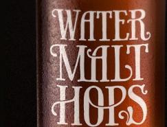 Simon Alander字体设计