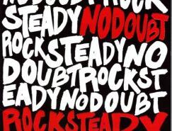35例优秀字体设计的专辑封面欣赏