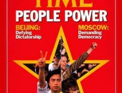 美国时代周刊(TIME)封面设计