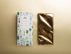Mon Choco巧克力包装设计