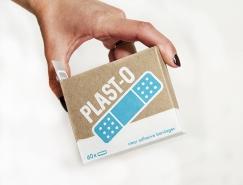 Plast-O创可贴包装设计