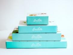 Emilita巧克力包装设计