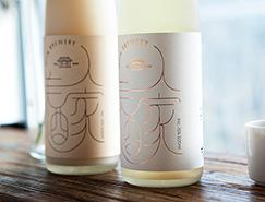 韩国传统米酒Miin包装设计欣赏
