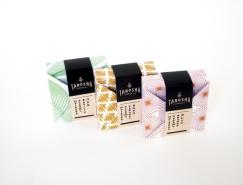 Tanoshii巧克力包装设计欣赏