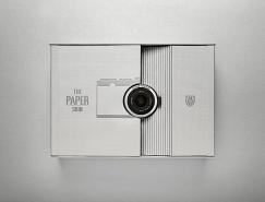 莱卡限量版Fedrigoni纸制相机包装欣赏