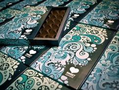 40个美味的巧克力包装设计